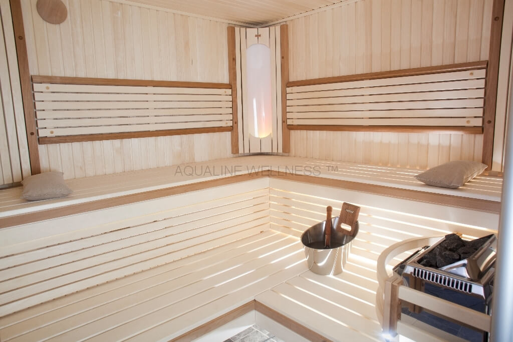 EXCLUSIVE SAUNAS