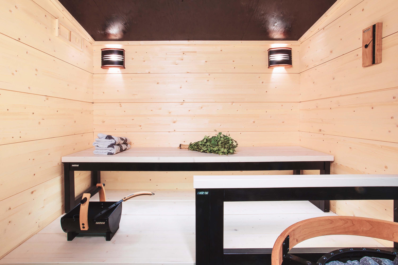 Solide Saunas